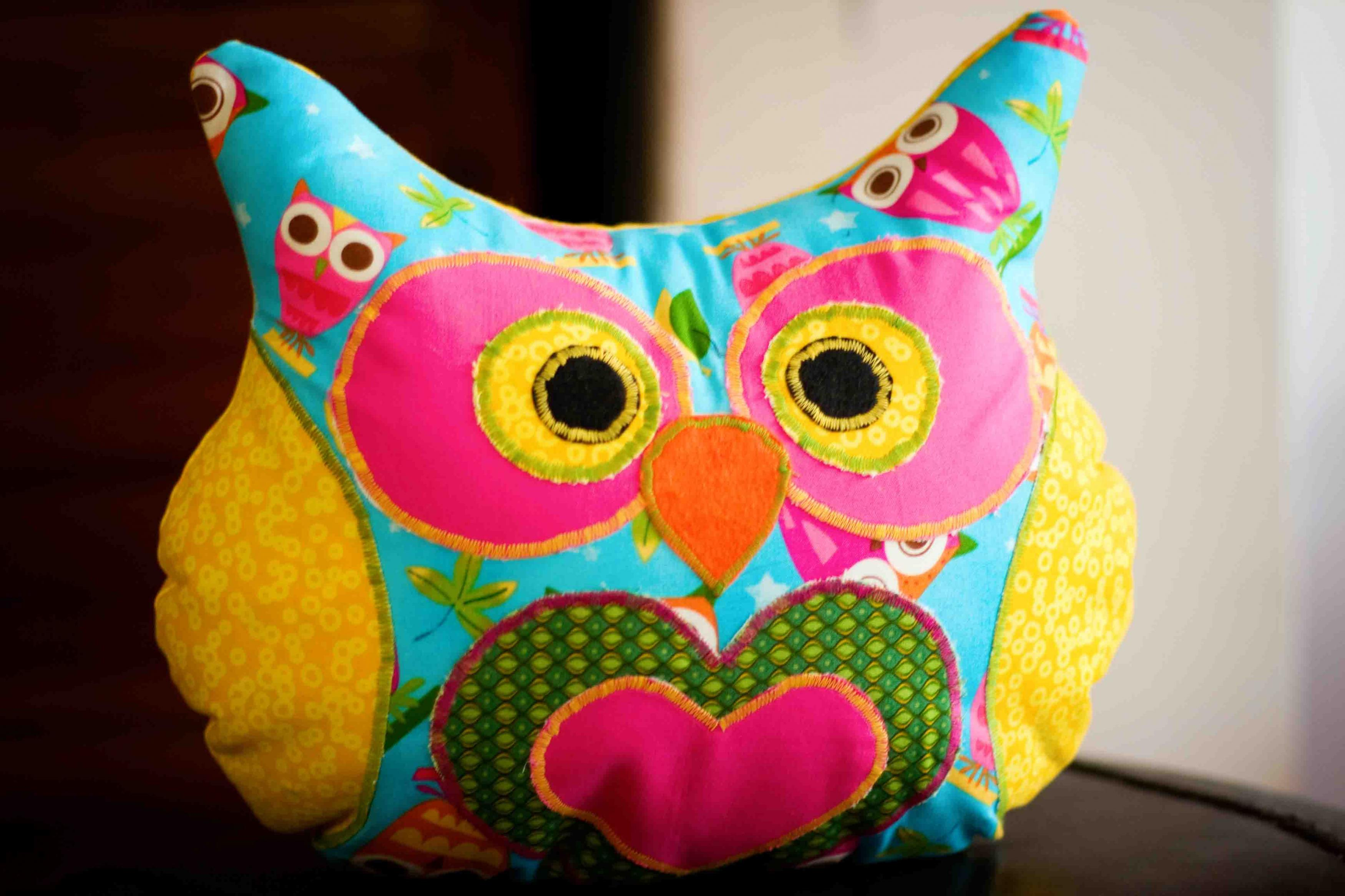 Owl Pillow Pattern Lola Hoodie Owl Pillow On Luulla
